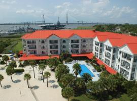 Harborside at Charleston Harbor Resort and Marina, Charleston