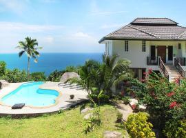 Sairee Sunset Luxury Villa, Tau-sziget
