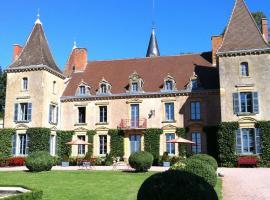 Château de Vaulx, Saint-Julien-de-Civry