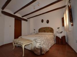 Casa Lina, Cuartell