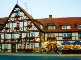 Hotel zum Schiffchen, Wolfhagen