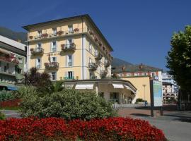 Hotel Garni Du Lac, Locarno