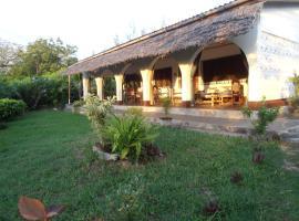 Sunset Villa Eco Friendly House, Kilifi