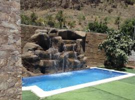 Casa Elisa Canarias, Fátaga