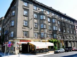 布拉格丹頂鶴公寓