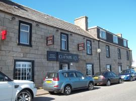 Clifton Hotel, Lossiemouth