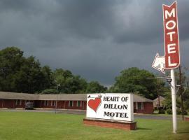 Heart of Dillon Motel, Dillon