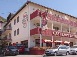 Hotel & Restaurant Krone, Kestert