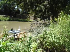 Millepetit Cottage by the Canal du Midi, Trèbes