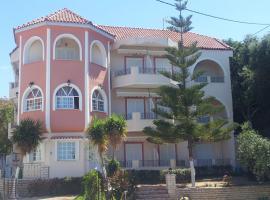 Hotel Agios Thomas, Lygiá