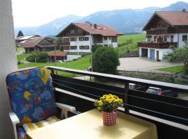 Panoramaferienwohnung Jäger, Ofterschwang