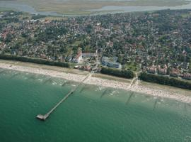 Apartment Zur Wellenwiese, Zingst