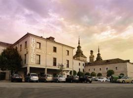 Hotel II Virrey, El Burgo de Osma