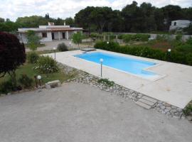 Villa Anna, Galatina