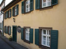 Zum alten Häusla, Бамберг