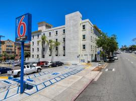 Motel 6 San Diego Downtown, Sandjego