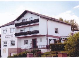 Landgasthaus Blick ins Tal, Biersdorf