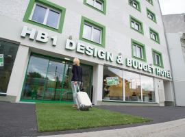 HB1 Schönbrunn Budget & Design, Viena