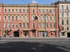 Rinaldi at Moscovsky Prospekt 18