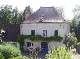 Moulin Hodoux, Luynes