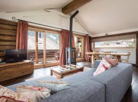 La Ruinette - Lyngen Apartments