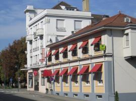 Hotel Berlioz, Saint-Louis