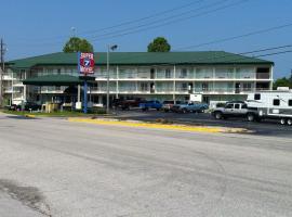 Super 7 Motel, 리치몬드