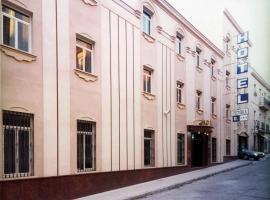 Hotel Victoria, Linares