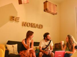 The Nomad Hostel, Sevilla