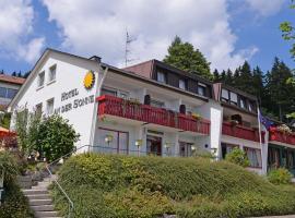 Hotel an der Sonne, Schönwald