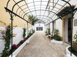 Lisbon Beach Estoril Rooms