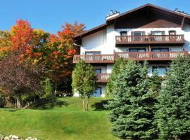 Hotel du Lac, Mont-Tremblant