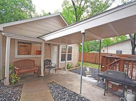 Payne Avenue Home by TurnKey Vacation Rentals, Austin