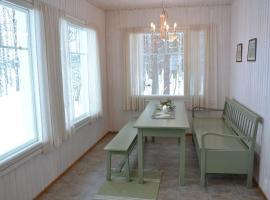 Wanha Vartiamäki Cottages, Leivonmäki