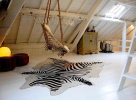 Attic Room Judy's, Zandvoort
