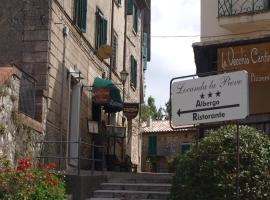 Locanda La Pieve, Semproniano