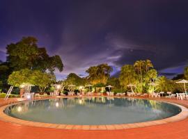 Hotel Deville Express Guaira, Guaíra