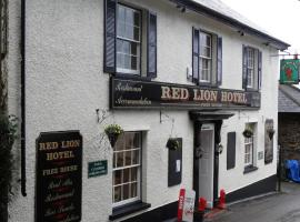 The Red Lion Hotel, Oakford