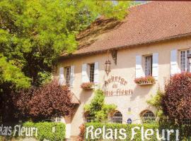 Logis Le Relais Fleuri, Avallon