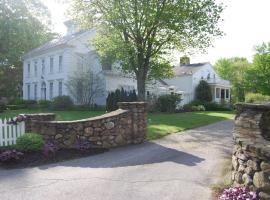 Captain Stannard House Bed and Breakfast Country Inn, Westbrook