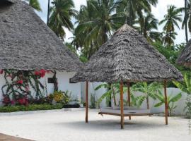 Sea View Lodge Boutique Hotel, Jambiani