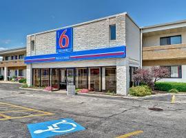 Motel 6 Chicago West - Villa Park, Villa Park