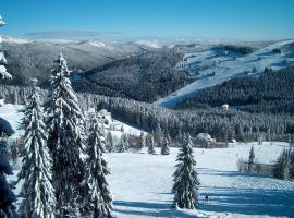 Skiresort Poustevnik, Pec pod Sněžkou