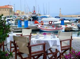 , Chania Town