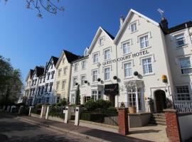 Queens Court Hotel Exeter Parking