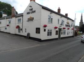 Red Lion, Sapcote