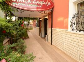 Santa Zaguda Hotel, アンカラ