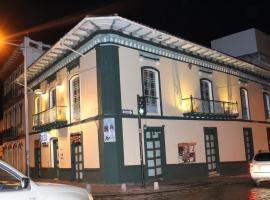 Domesan Hospedaje y Restaurant, Cuenca