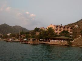 Mete Hotel, Bozburun