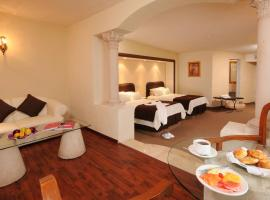 Hotel & Spa Hacienda Baruk, Zacatecas